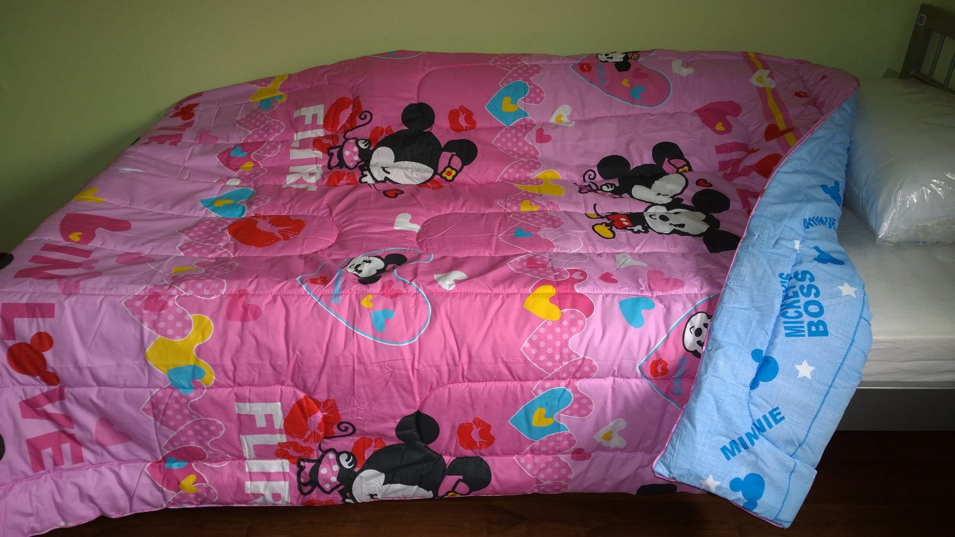 micky minnie moonoi bettw sche und mehr. Black Bedroom Furniture Sets. Home Design Ideas